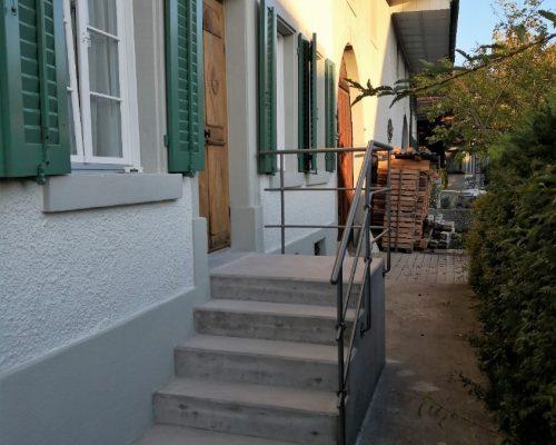 Sanierung in Kirchdorf